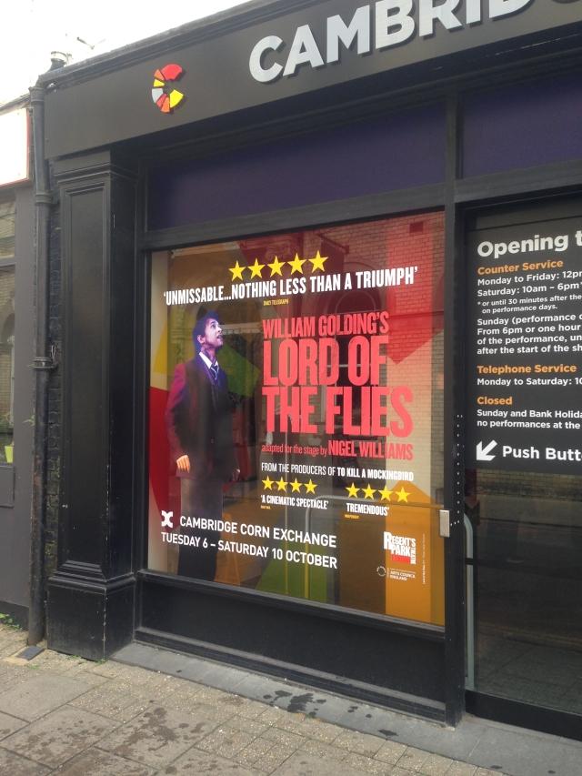 Cambridge Box Office