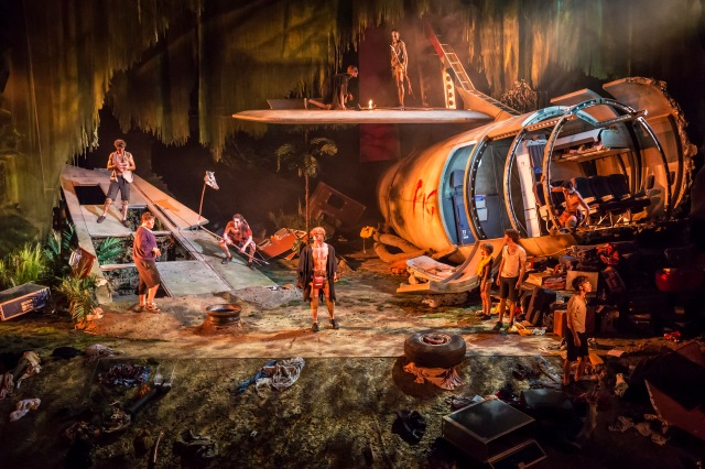 Lord of the Flies Tour. Photo Johan Persson.